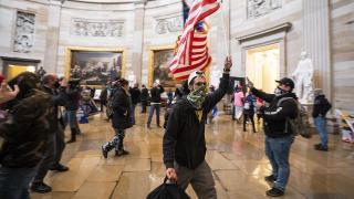 ABD'de Kongre baskını nedeniyle gözaltılar sürüyor