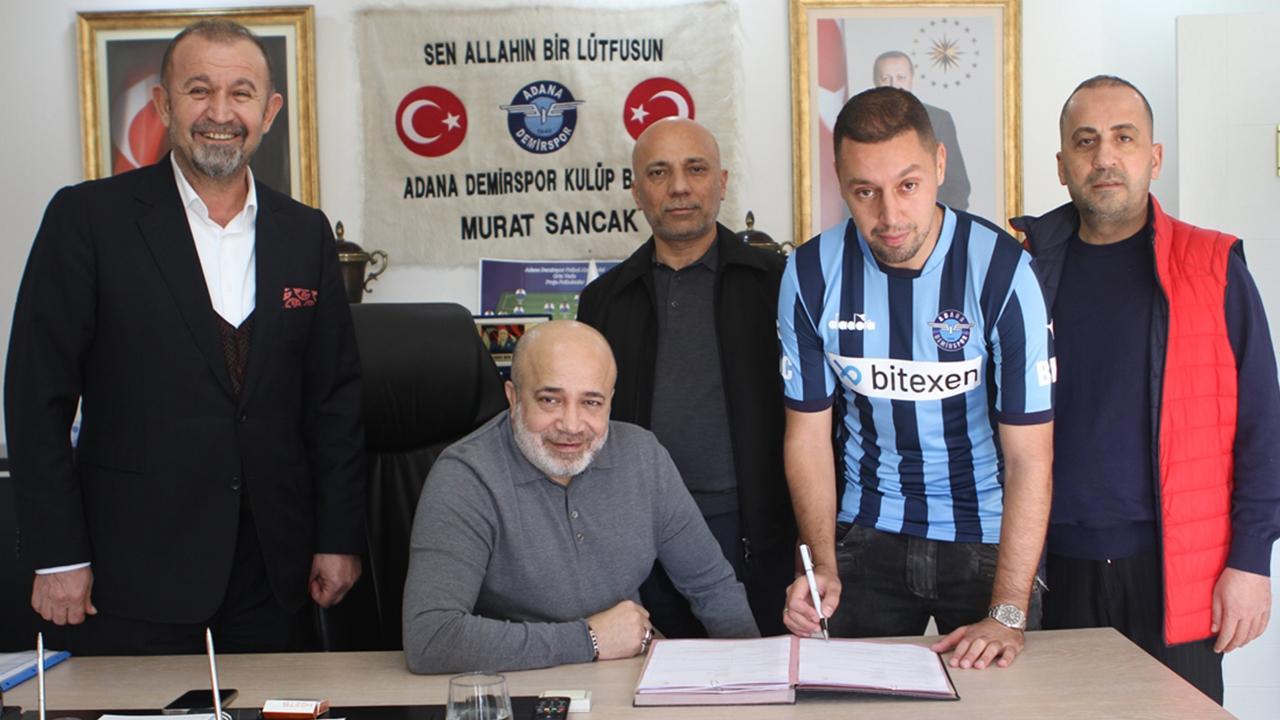 Adana Demirspor Ismail Aissati'yi transfer etti - Son ...