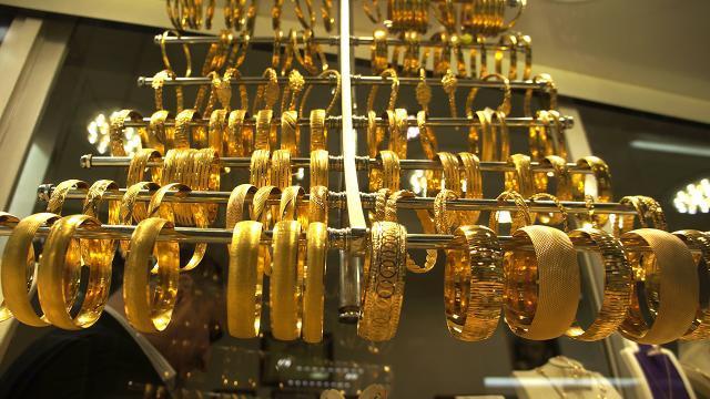 Altının gram fiyatı 410 liraya geriledi