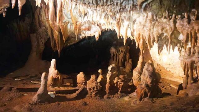 Küre Dağları Milli Parkında 5 mağara keşfedildi