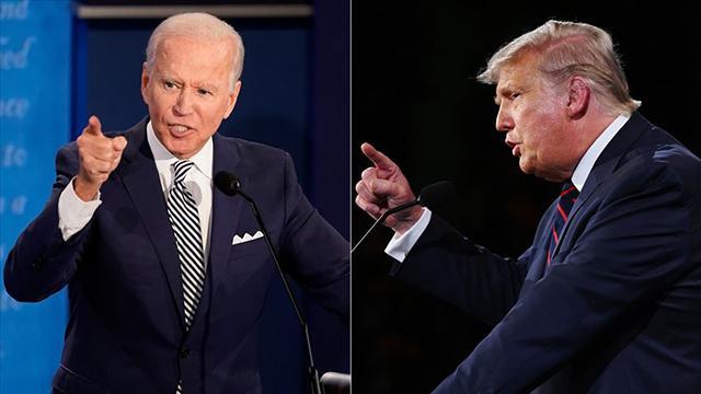 """Bidendan """"Trump"""" talimatı: Kayıtları Kongre baskınını soruşturan komiteye verilsin"""