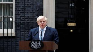 İngiltere Başbakanı Johnson: Trump'ı kayıtsız şartsız kınıyorum