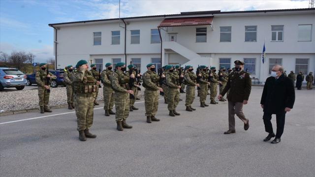 Türk albaya Bosna Hersekte önemli görev
