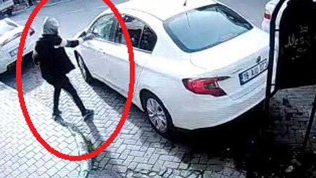Bursada silahlı saldırı: 1 yaralı
