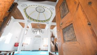 Çorum'da restore edilen Osmanlı dönemine ait cami ibadete açıldı