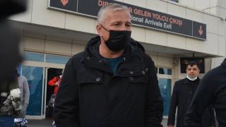 Dan Petrescu Kayseri'ye geldi