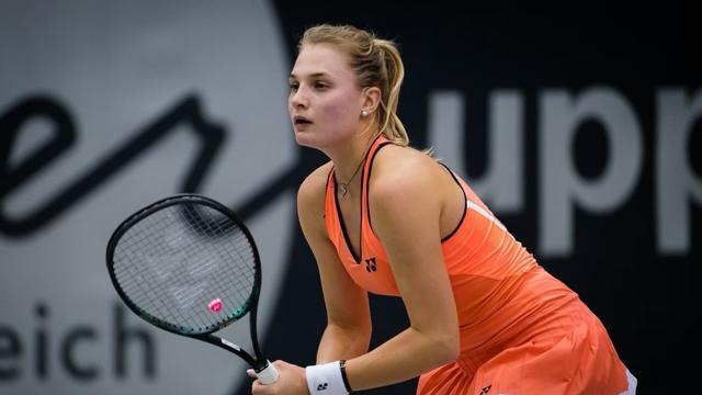 Ukraynalı tenisçiye men cezası