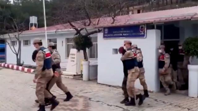 Gaziantepte DEAŞ operasyonu: 4 gözaltı