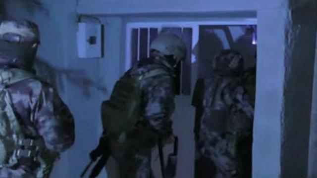 Denizli merkezli 2 ilde uyuşturucu operasyonu: 5 tutuklama