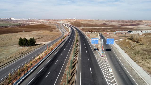 Devegeçidi Köprüsü yarın hizmete açılıyor