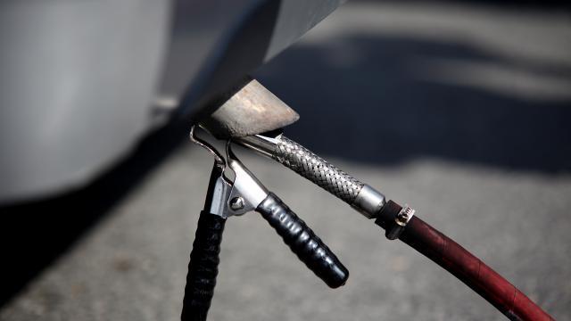 Egzoz emisyon ölçümü yaptırmayanlara 2 bin 67 lira ceza