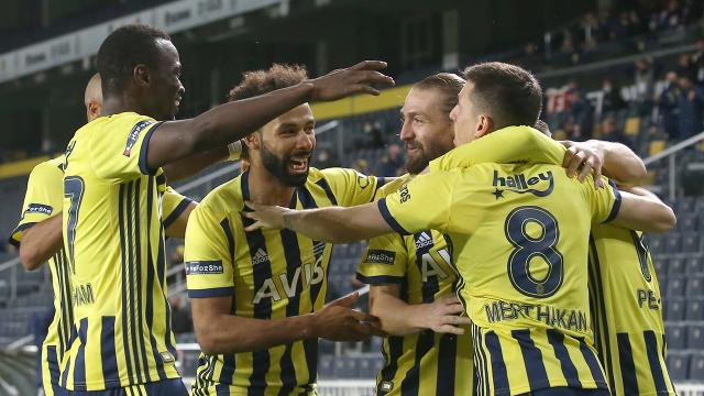 Fenerbahçe seriye başladı