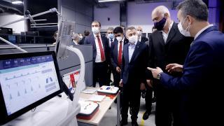 Cumhurbaşkanı Yardımcısı Oktay ve Arnavutluk Başbakanı, ASELSAN'ı ziyaret etti