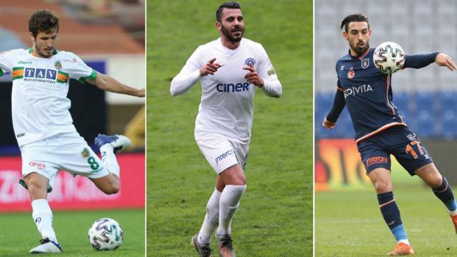 Galatasarayda hedef orta saha transferi