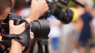 Gazeteciler, zorlu koşullarda bile en sıcak noktalarda görev başında