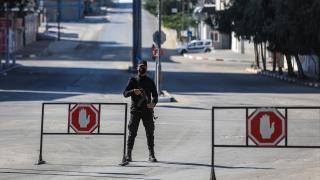 Gazze'de COVID-19 önlemleri sıkılaştırıldı