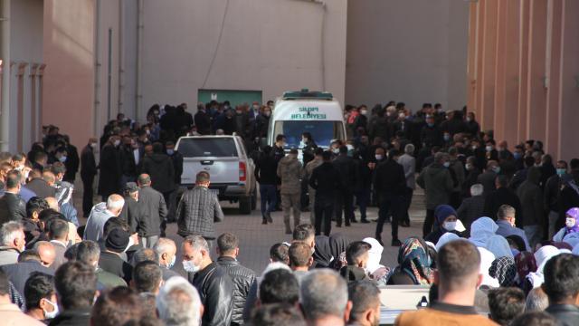 Şırnakta kömür ocağında göçük altında kalan işçinin cansız bedenine ulaşıldı