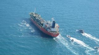 İran el koyduğu Güney Kore petrol tankerini serbest bıraktı