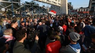 Irak'taki gösterilerde 2 kişi suikasta kurban gitti
