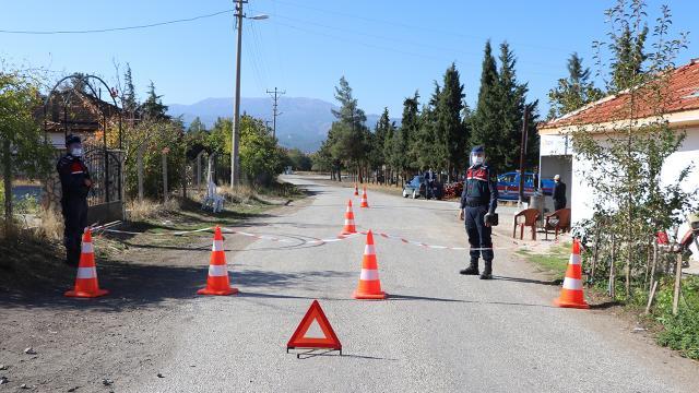 Kastamonuda bir köy karantinaya alındı