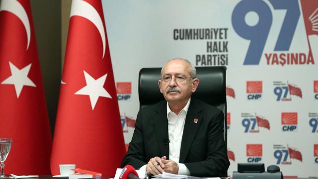 Kılıçdaroğlu: Ev emekçisi kadınların sorunlarını TBMMde dile getireceğiz