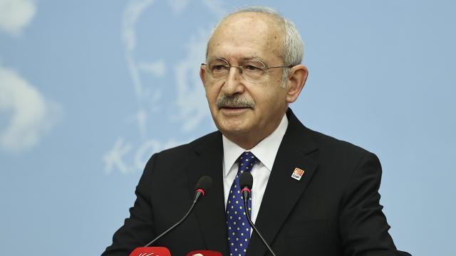 Kemal Kılıçdaroğlundan Filenin Sultanlarına tebrik