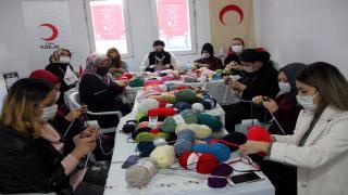 Türk Kızılay ihtiyaç sahibi çocuklara sosyal projelerle ulaşıyor