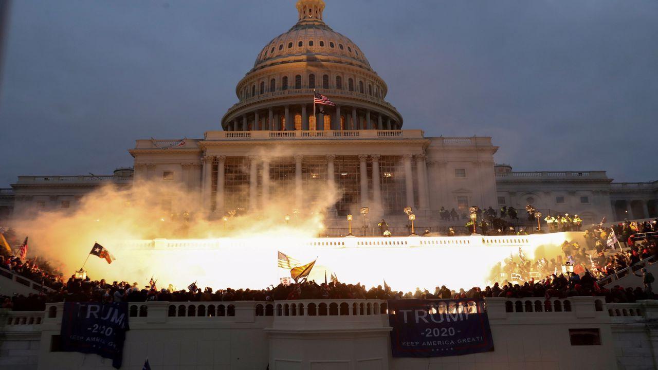 Kongre baskını sonrası ABD'yi nasıl bir süreç bekliyor? - Son Dakika Haberleri
