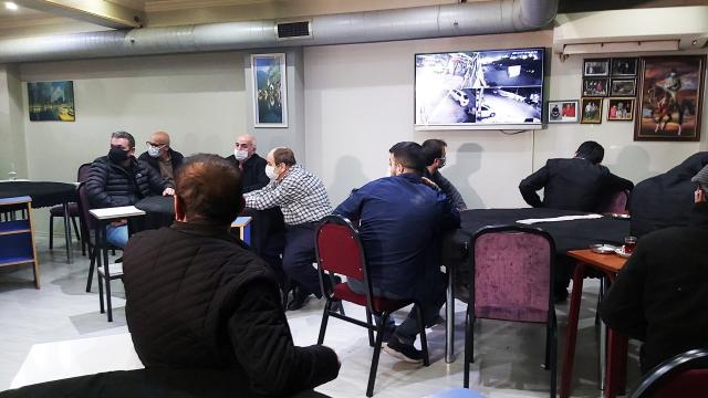 Güvenlik kamerasıyla önlem alınan kahvehaneye kumar operasyonu: 27 kişiye 85 bin lira ceza
