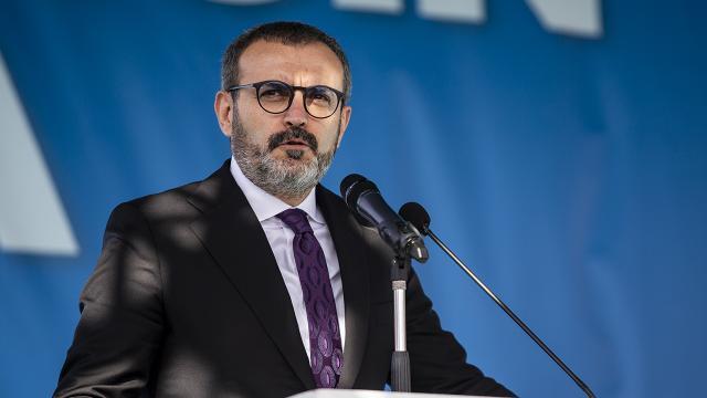 AK Parti Genel Başkan Yardımcısı Ünal'dan 'militan' sözüne tepki