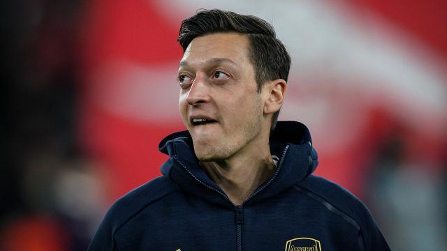Mesut Özil karar aşamasında