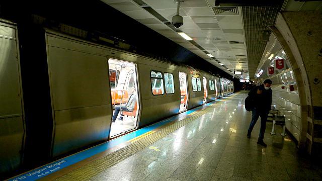 Bakırköy-Bahçelievler-Kirazlı metro hattı 2022de açılacak