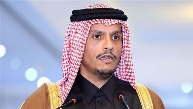 Katar Dışişleri Bakanı: Körfezdeki anlaşmazlıkların çözümü zaman alacak