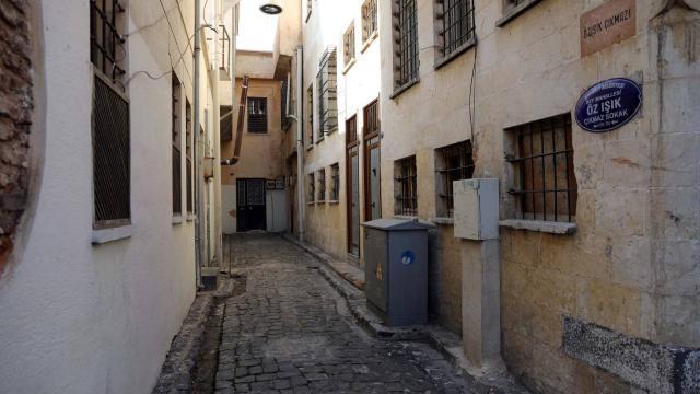 Gaziantepte 23 adımda biten çıkmaz sokak