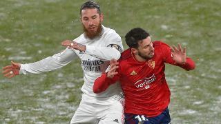 Real Madrid, Osasuna deplasmanında bir puana razı oldu
