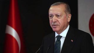 Cumhurbaşkanı Erdoğan bugünkü mesaisini Telegram'dan paylaştı