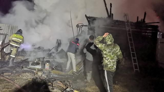 Rusyada huzurevinde yangın: 7 ölü