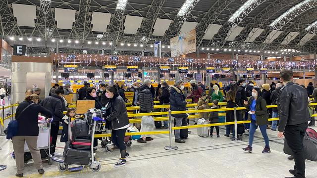 Sabiha Gökçen Havalimanı 2020de 16,9 milyon yolcuyu ağırladı