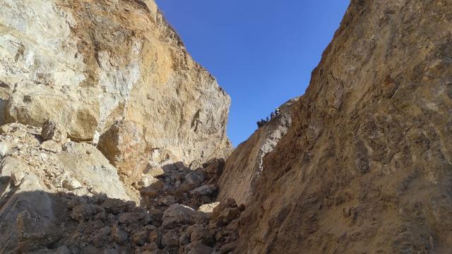 Şırnakta kömür ocağında göçük: 2 yaralı