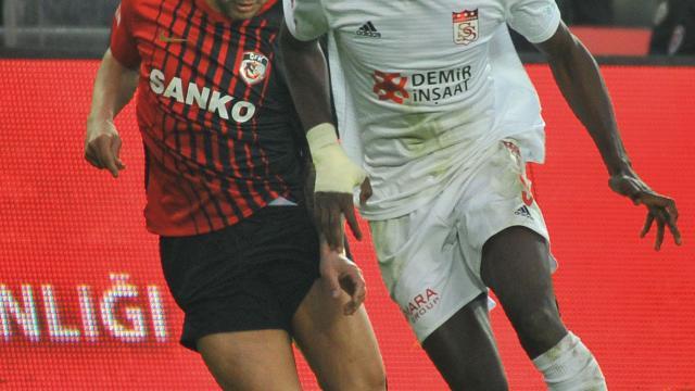 Sivassporun konuğu Gaziantep FK