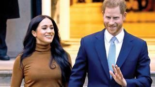 Meghan Markle: Ten rengi korkusuyla oğluma prens unvanı verilmedi