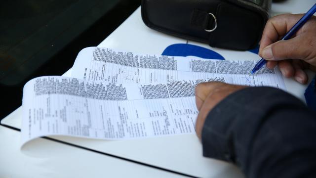 İstanbulda hatlı minibüslere 1 milyon 92 bin lira ceza yazıldı