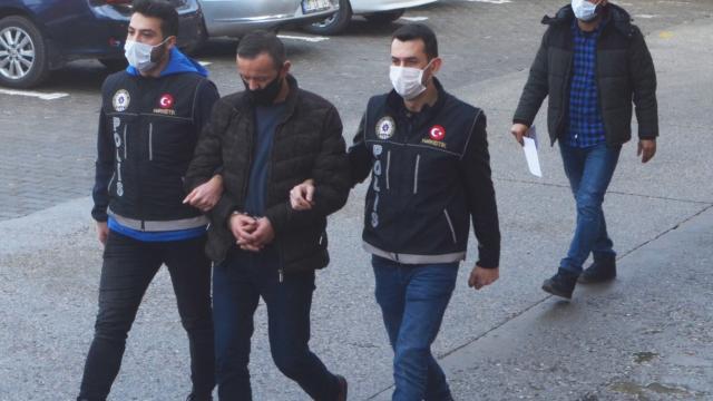 Malatyada 101 kilo 850 gram eroin ele geçirildi: 3 şüpheli tutuklandı