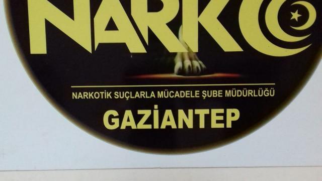 Gaziantepte uyuşturucu ticareti yaptıkları iddiasıyla 12 zanlı tutuklandı