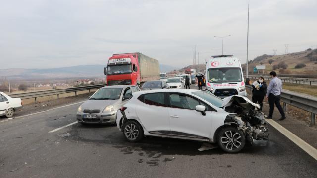 2020 yılında trafik kazalarında 2 bin 197 kişi hayatını kaybetti