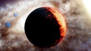 'Cehennem Gezegeni': Sıcaklığı 2 bin 700 dereceye kadar çıkıyor