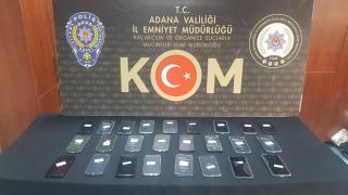 Adana'da kaçakçılık operasyonu: 3 gözaltı