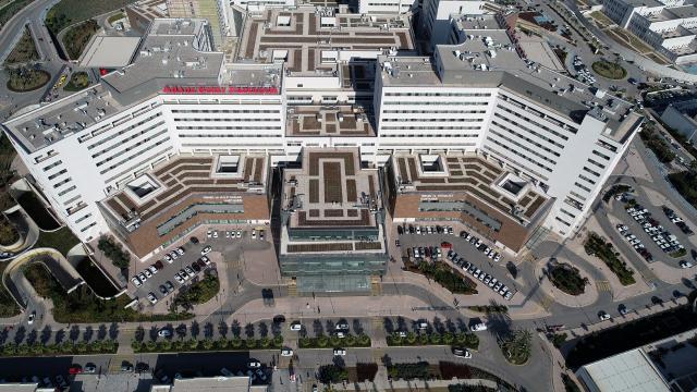 Adana Şehir Eğitim ve Araştırma Hastanesi bölgeye şifa oldu