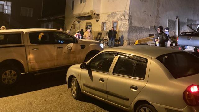 Ankarada 4,5 büyüklüğünde deprem
