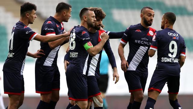 Antalyaspor Türkiye Kupasında iddialı